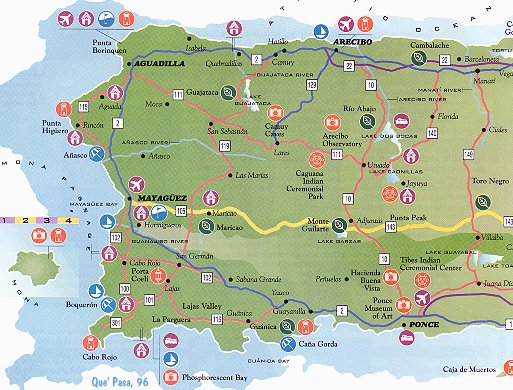 Puerto Rico Journey IITs Island Students share their roots – Puerto Rico Tourist Map